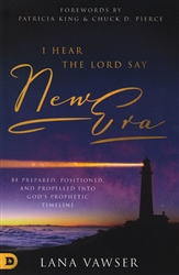 I Hear the Lord Say New Era by Lana Vawser