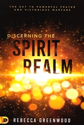 Discerning the Spirit Realm by Rebecca Greenwood