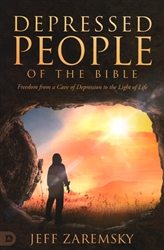 Depressed People of the Bible by Jeff Zaremsky