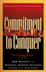 Commitment to Conquer by Bob Beckett and Rebecca Wagner Sytsema