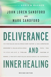 Deliverance and Inner Healing by John Sandford and Mark Sandford