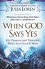 When God Says Yes by Julia Loren
