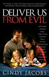 Deliver Us From Evil by Cindy Jacobs