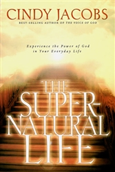 Supernatural Life by Cindy Jacobs