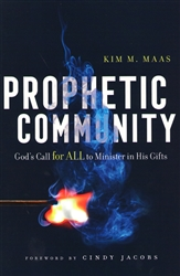 Prophetic Community by Kim Maas