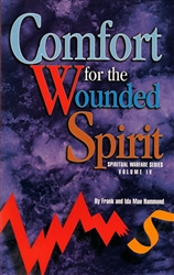 Comfort for the Wounded Spirit by Frank Hammond