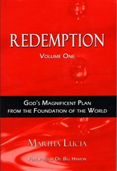 Redemption Volume One by Martha Lucia