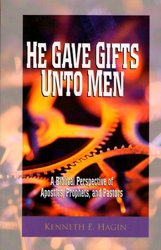 Arsenalbooks Com He Gave Gifts Unto Men A Biblical Perspective Of