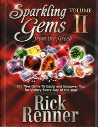 Sparkling Gems from the Greek Vol 2 by Rick Renner