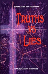 Truths vs Lies by Little Sparrow Ministries