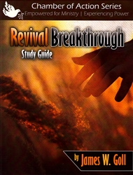 Revival Breakthrough Study Guide by James Goll