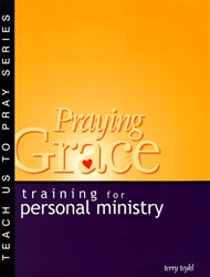 Praying Grace by Terry Teykl