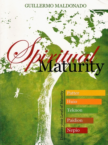 ArsenalBooks.com: Spiritual Maturity Study Guide by Guillermo ...