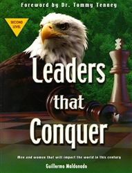 Leaders that Conquer Study Guide Level 2 by Guillermo Maldonado
