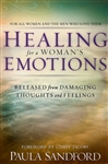 Healing for a Woman's Emotions by Paula Sandford