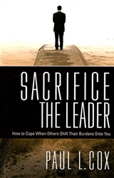 Sacrifice the Leader by Paul Cox