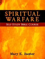 Spiritual Warfare Self Study Bible Course by Mary K Baxter