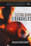Casting Down Strongholds Cd Teaching by Derek Prince