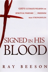 Signed In His Blood by Ray Beeson