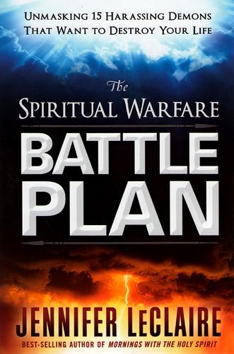 Spiritual Warfare Battle Plan