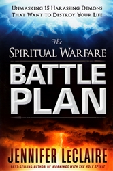 Spiritual Warfare Battle Plan by Jennifer LeClaire
