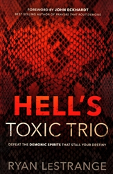 Hell's Toxic Trio by Ryan LeStrange