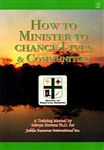 How to Minister to Change Lives and Communities by Selwyn Stevens