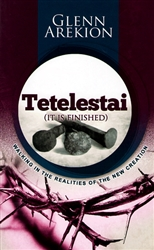 Tetelestai It Is Finished by Glenn Arekion