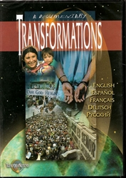 Transformations DVD featuring George Otis Jr The Sentinel Group