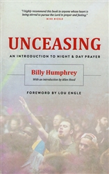 Unceasing by Billy Humphrey