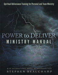 Power to Deliver Ministry Manual by Stephen Beauchamp