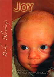 Baby Blessings Joy CD Set by Arthur Burk