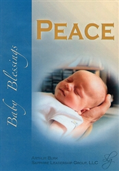 Baby Blessings Peace CD Set by Arthur Burk