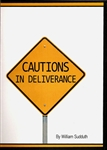 Cautions In Deliverance DVD by Bill Sudduth