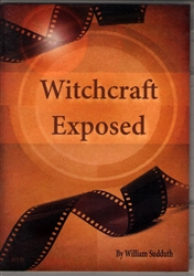 Witchcraft Exposed DVD by Bill Sudduth