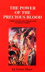 Power of The Precious Blood by Gwen Shaw