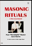 Masonic Ritual DVD by Jack Harris