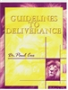 Guidelines to Deliverance by Paul Cox