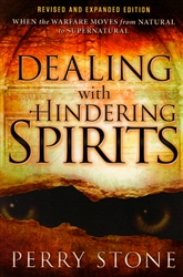 Dealing with Hindering Spirits by Perry Stone