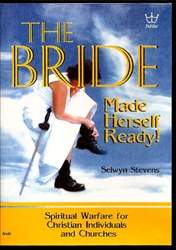 Bride Made Herself Ready DVD by Selwyn Stevens