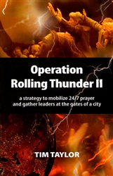 Operation Rolling Thunder by Tim Taylor