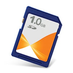 1 GB SD Memory Card