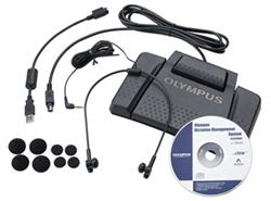 Olympus AS-7000 Digital Transcription Kit AS7000