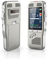 Philips DPM-8500 Digital Pocket Memo DPM8500, Digital Dictation Recorder