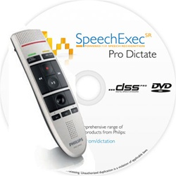 Philips LFH-3205 Speechmike Pro Plus Dictation Kit LFH3205