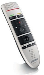 Philips LFH-3300 Speechmike Pro Plus with Integrated barcode scanner LFH3300