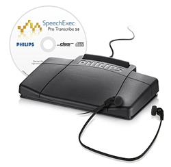 Philips LFH-7277 SpeechExec Pro Transcription Kit LFH7277