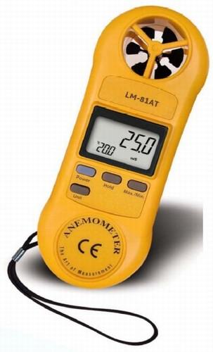 LM-81AT / Wind Speed & Temp