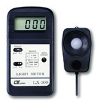 LX-100-CC / Lux Meter with Calibration Certificate