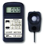 LX-101A-CC / Lux Meter With Calibration Certificate